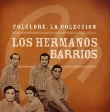 Coleccion Microfon - Los Hermanos Barrios (2008, CD NIEUW)