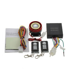 Motorcycle Bike Anti-theft Remote Control Alarm System Safety Security for Honda