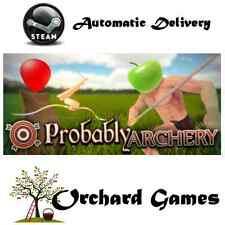 Probably Archery: PC MAC LINUX: (Steam/Digital ) Automatic Delivery