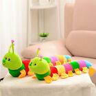 Popular Cool Colorful Inchworm Soft Lovely Developmental Child Baby Toy Doll Toy