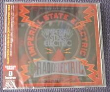 "IMPERIAL STATE ELECTRIC ""RADIO ELECTRIC"" JAPAN CD 14 TRACKS"