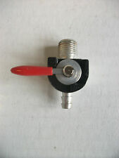 SCREW IN UNIVERSAL MOTORCYCLE PETROL FUEL TAP PETCOCK TRIALS MOTOCROSS CUSTOM