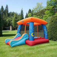 NEW MY 1ST JUMP N PLAY 7' INFLATABLE BOUNCE HOUSE PARTY BOUNCER/JUMPER w/ SLIDE