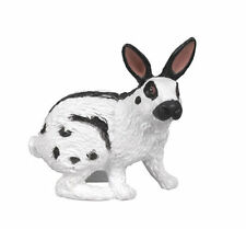 Papillon Rabbit by Papo Farm Life Wildlife Brand New Item 51025