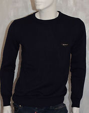 New Blue Givenchy Men's Sweater Size L