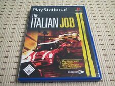 The Italian Job für Playstation 2 PS2 PS 2 *OVP*