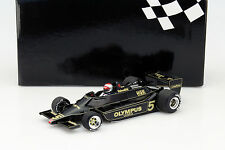 Mario Andretti Lotus Ford 79 #5 Weltmeister Formel 1 1978 1:18 Minichamps