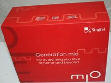 2Wire Singtel Generation Mio Box Wireless VoIP 4 Pt Router ADSL2 Modem 2701HGV-E