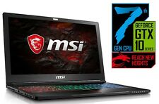 MSI GS63VR 7RF-213 Stealth Pro - Intel Core i7-7700HQ 2.80GHz(GTX1060 0016K2-213