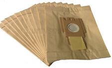 10 Super Fuerte bolsas de polvo para Hoover Arianne TELIOS sensorial Aspiradoras H30