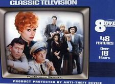 CLASSIC TELEVISION 8 DVDS OVER 18 HOURS COLLECTIBLE BNISW 2005