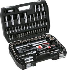 Yato Ratchet Socket Set 94 pcs 1/2 1/4  YT1268 Tools Tool Toolbox Driver New