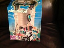 Playmobil 4775 Knights Take Along Tower brand new and sealed