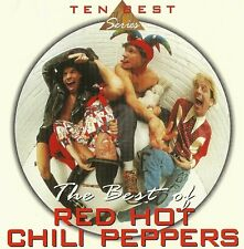 Red Hot Chili Peppers - The Best of.... Ten Best Series (1997) CD NEW SPEEDYPOST