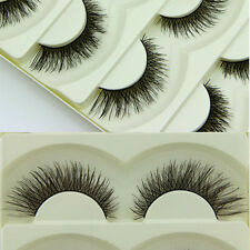 NEW princess cross wings kind of transparent terrier false eyelash Beauty Makeup