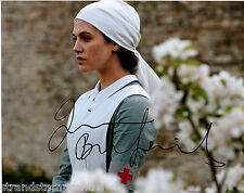 "Jessica Brown Findlay - Colour 10""x 8"" Signed Photo - UACC RD223"