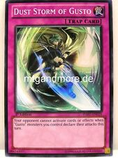 Yu-Gi-Oh 1x Dust Storm of Gusto - - - HA07 - - - Super Rare