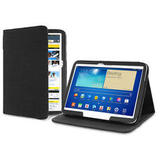 Cover-Up Samsung Galaxy Tab 3 10.1 Tablet Natural Hemp Cover Case - Carbon Black