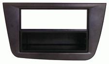 Mascherina con foro ISO/Doppio Iso/Doppio DIN colore neroSeat Altea  11 - Toled