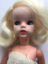Sindy doll 1968 New Look Side Part, Lovely Hair!