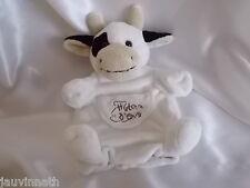 Doudou vache blanc, marionnette, Histoire d'ours