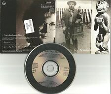 WARREN ZEVON Leave my Monkey Alone UNRELEASED & EDIT Europe CD single USA Seller