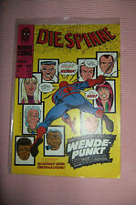 4.5 VG+ VERY GOOD AMAZING SPIDER-MAN # 121 GERMAN EURO VARIANT DEATH GWEN OWP