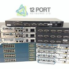 CISCO CCIE Lab  KIT (3550 2950 2511 2610XM 2611XM CCNA CCNP CCIE)