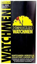 DC HeroClix Watchmen Collector's Boxed Set MINT