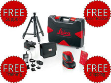 Leica Lino L2P5 Self-Leveling Laser Professional Kit + FREE SHIPPING