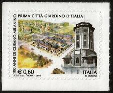 ITALY MNH 2012 100th Anniv of the First Garden City in Italy - Cusano Milanio
