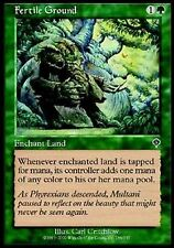 *MRM* EN 4x Terrain Fertile / Fertile Ground MTG Invasion