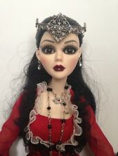 Tonner Wilde Evangeline Ghastly Doll Till Death Do Us A Part Redressed Weekend A