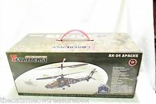Feral Beast TC AH-64 Apache Remote Control Helicopter New in Box