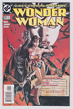 Wonder Woman #203 2004 DC Comics Movie Diana Prince Rucka Batman JG Jones Cover