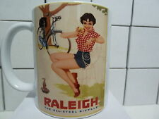 300ml COFFEE MUG, RALEIGH, THE ALL-STEEL BICYCLE