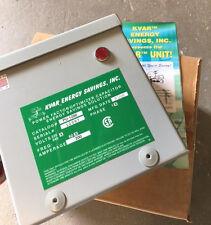 KVAR PU-1200 Energy Saving Device FREE SHIPPING