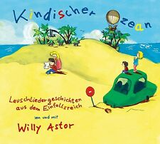 WILLY ASTOR - KINDISCHER OZEAN  CD NEU