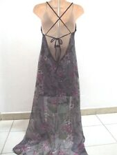NEW FOX RACING motocross WOMEN EXOTIC MAXI DRESS size S SMALL C222