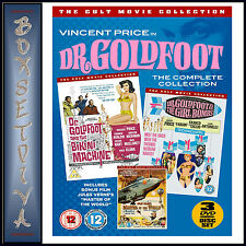 THE DR. GOLDFOOT COLLECTION *BRAND NEW ***