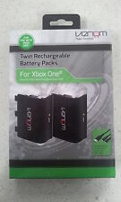 Venom Twin Rechargeable Battery Packs XBOX ONE (NEW)