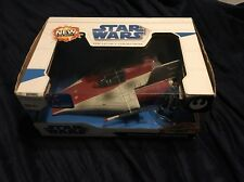 Star Wars Green Leader's A-Wing Fighter Arvel Crynd Walmart Exclusive Legacy