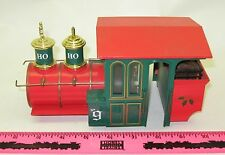 Lionel Large scale parts Christmas No 9 shell