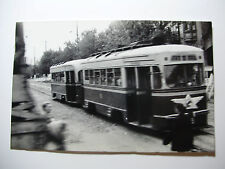 RUS113 - 1958 SARATOV CITY TRAMWAY - TRAM PHOTO - Russia