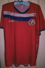 Costa Rica - Home 2006 WC  Joma Football Shirt - Trikot  - Vintage Soccer - L