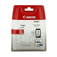 Genuine Canon CL-546XL Tri-Colour Ink Cartridge for Pixma MG2450 MG2550 MG2950