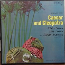 2 LP Boxed Set Bernard Shaw Caesar and Cleopatra TRS-S-304-A   091716LLE