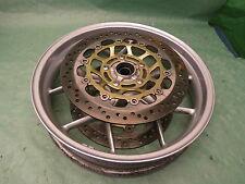TRIUMPH wheel Rad+brake disc (int.FZE*) TIGER 1050 Vorderrad Felge+Bremsscheibe