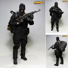 VERYHOT VH 1044 Bank robbers King of Robbery Armed well-equipped Rob 1/6 FIGURE