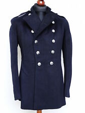 Original Vintage NFS Fireman Uniform Jacket Tunic Jacke British WK2 Minty UK 18